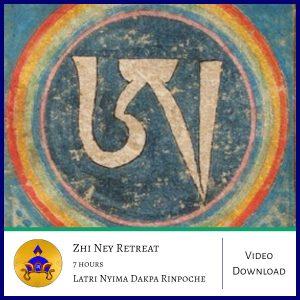 zhi ney retreat video