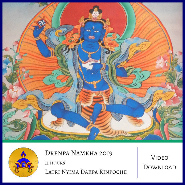 drenpa namkha 2019 video